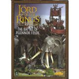 The Lord of the Ring The Battle of Pelennor Fields rulebook 2004